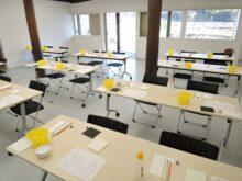 日本画教室アトリエ